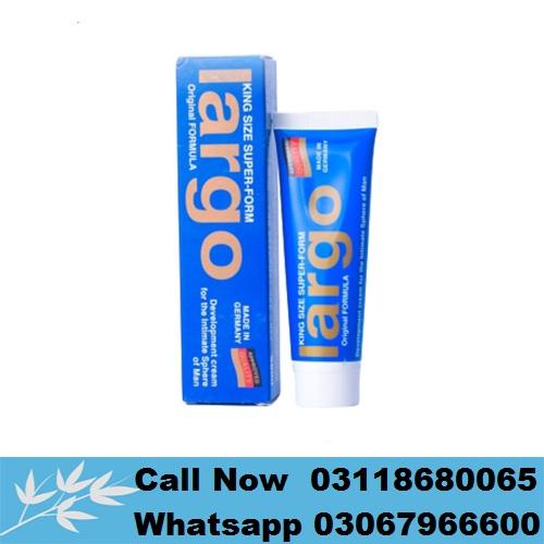 Largo Cream Results